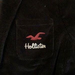 Hollister Jackets & Coats - holister, black soft blazer, size medium.